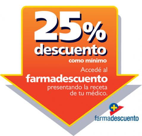 Descuento 25% | Farmashop